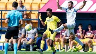 Highlights Villarreal C 2 - 2 Silla CF