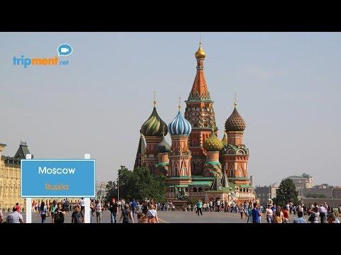 Ταξίδι στη Μόσχα