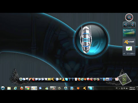 21 skins para el reproductor windows media player