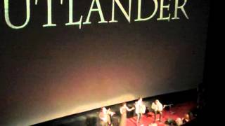 Bear McCreary and Raya Yarbrough Perform New Season Two Outlander Theme