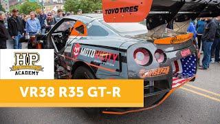 [TECH TOUR] World's Fastest R35 GT-R Time Attack car | Pikes Peak 2017