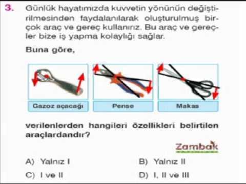 7. Sınıf - Fen ve Teknoloji - Soru Çözümleri - Deneme 1 - Soru (3).mpg