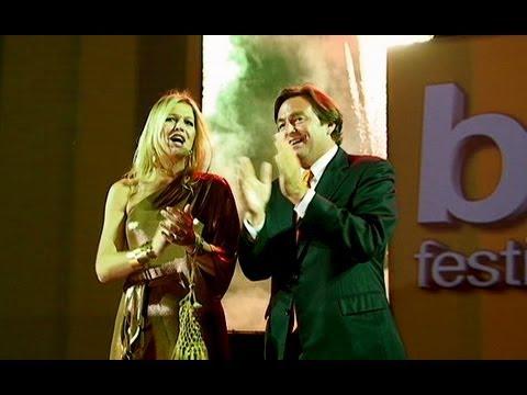 PRINSES MAXIMA OPENT HET BRASIL FESTIVAL IN AMSTERDAM