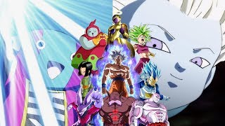 Top 70 Strongest Dragon Ball Super Characters {Series Finale}