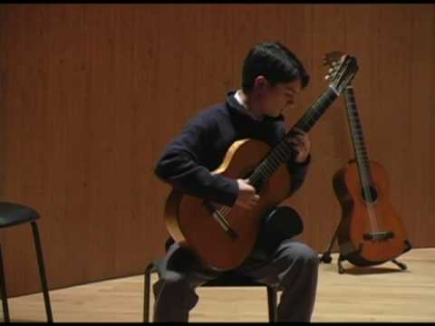 Tarrega on a 1888 Torres - Guitarrada V