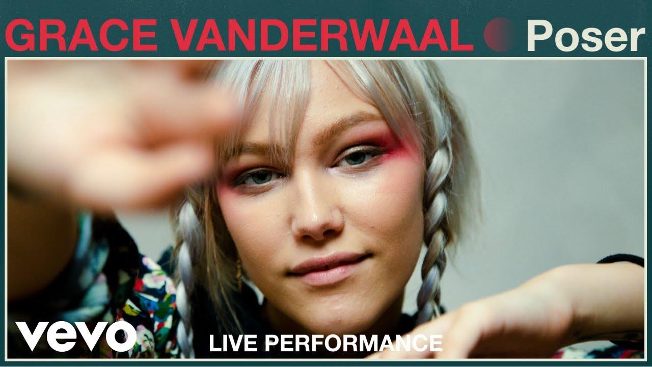"Grace VanderWaal - ""Poser""、""The City""2曲のライブセッション映像を公開 新譜EP「LETTERS: VOL. 1」2019年11月21日配信開始 thm Music info Clip"