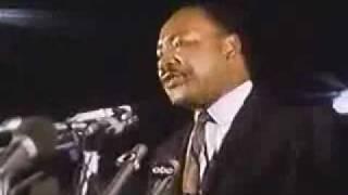 Martin Luther King Jr.'s Last Speech.