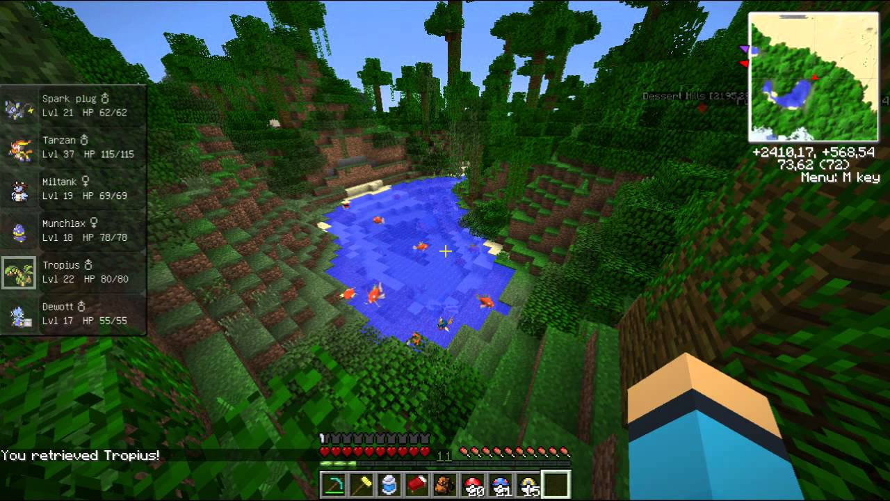 how to get an orb in pixelmon