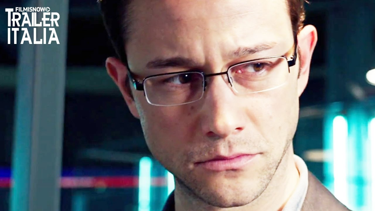 SNOWDEN con Joseph Gordon-Levitt | Nuovo Trailer + Featurette [HD]