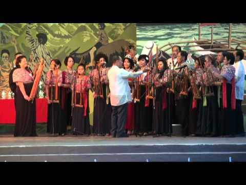 Philippine Cultural Show 1 - PhilFest 2014