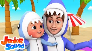 Baby Shark doo doo doo - Sing and Dance Music for Kids by Junior Squad