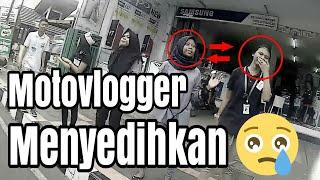 Motovlogger Menyedihkan!!! Bahas action cam || kamu harus tau ini!
