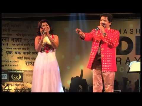 Kuch Kuch Hota Hai Live By Vaishali Made And UDIT NARAYAN JI
