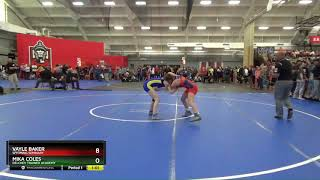 Junior Women 117 Vayle Baker Wyoming Seminary Vs Mika Coles Delchev Trained Academy
