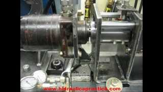 PARKER HYDRAULIC MOTOR TEST TF-0280