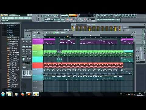 Ande ande Lumut - FL Studio 11