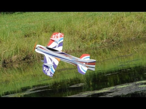 Hobbyking 3D - Michael Wargo Flies the Piaget 3D EPP