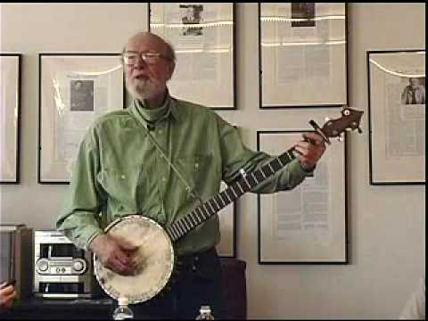 Pete Seeger sings