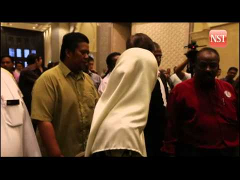 Anwar guilty of sodomy, gets five years jail