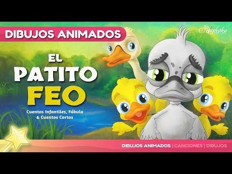 El Patito Feo Cuento Infantil - Cuentos y Canciones Infatiles en Español | Dibujos Animados