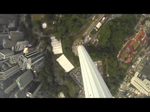 Kuala Lumpur Tower Base 2014