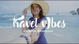 TRAVEL VIBES | Cinematic Short Film | Sony A6300