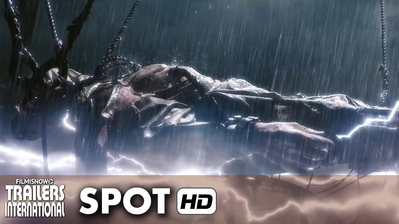 Victor Frankenstein Spot 'Hoje nos cinemas' Legendado (2015) - Daniel Radcliffe [HD]