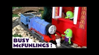 Funny Funlings McDonald's Drive Thru McFunlings Mayhem - A Fun kids story