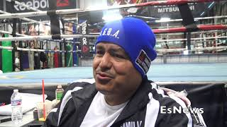Robert Did Switching Trainers To Canelos Help Ryan Garcia EsNews Boxing