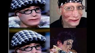 Michael Jackson is Dave Dave Disguise ''1996''