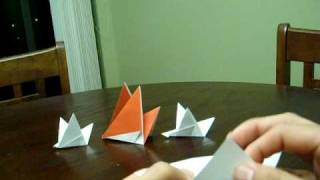 Nightingale Origami   Easy Origami