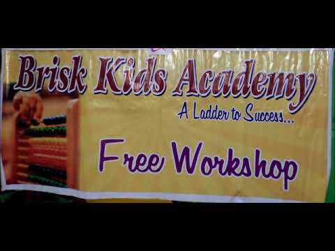 Brisk Kids Academy ,Abacus Sheets Generator APK Cover