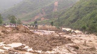 Tin Thời Sự Hôm Nay (11h - 25/6): Cảnh báo lũ quét, sạt lở đất trên khu vực Lai Châu