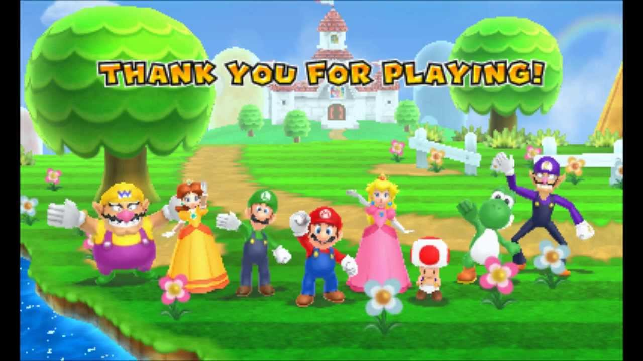 Mario Party Island Tour Part