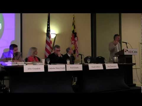 MDCAN Shariah Law Panel Part 1 of 7