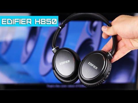 Edifier H850 Обзор. Лучшие наушники за 40$