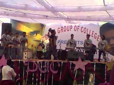 Amrinder gill live in doaba group of colleges