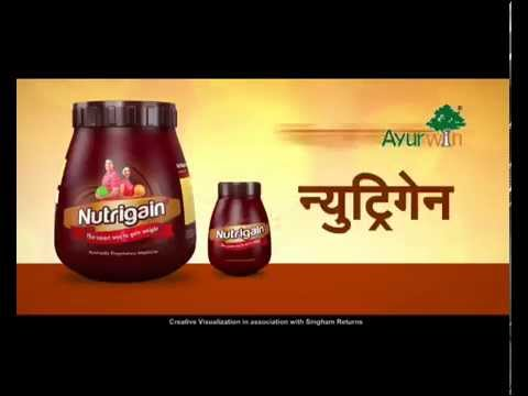 Singham Returns- Nutrigain TVC