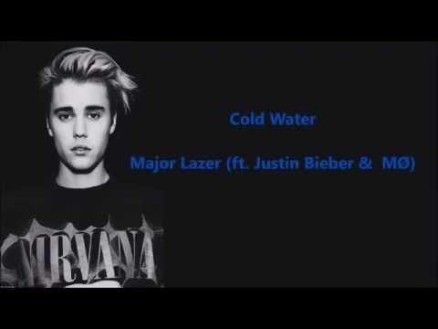 download lagu Cold Water - Major Lazer Ft.justin Bieber & MØ gratis