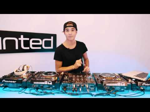 Danny Avila - DJ Lessons - Ep. 1 - Autoloop