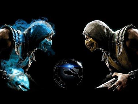 Mortal Kombat X Прохождение Сюжета С Озвучкой (1/2)