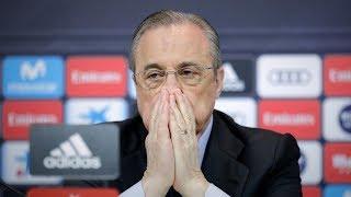 مقبرة المدربين.. أبرز ضحايا بيريز في ريال مدريد