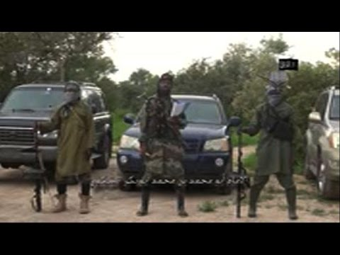 Boko Haram leader proclaims 'Islamic caliphate' in new video