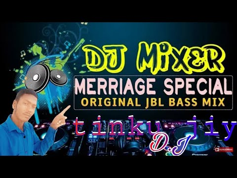 Pal pal na mane tinku jiya hindi mix song 2018 super hindi song purana  dj par bajne wala song