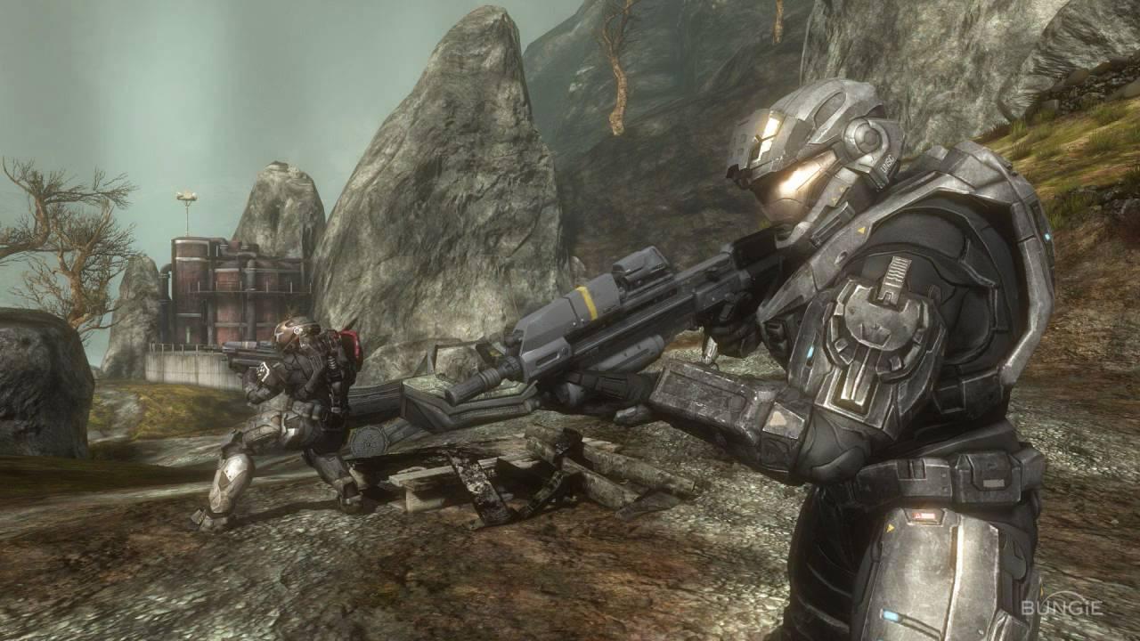 Screenshots Halo Reach Halo Reach Screenshots