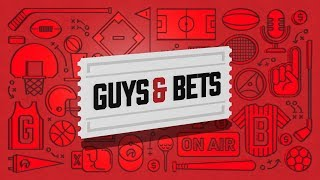 Guys & Bets (Episode 21): NFL Week 12 and CFB Rivalry Week, Aaron Kessler and Ben Eckstein