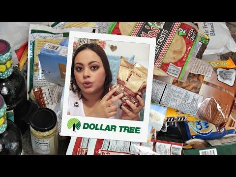 Dollar Tree FOOD Haul