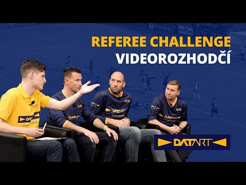 Datart Referee Challenge: Videorozhodčí - Já bych se teda hádal