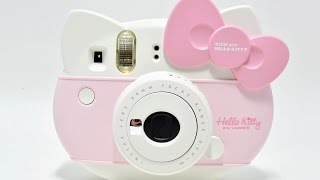 Hello Kitty FUJI FILM Instant Camera instax mini Cheki From Japan 54120