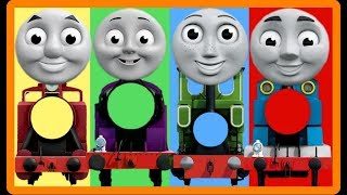 Wrong Head for Kids THOMAS AND FRIENDS Toys Thomas the Train James Gordon Percy